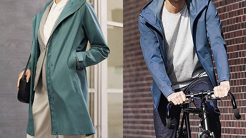 Men's and Women's Blocktech Outerwear | $70-$130 | Uniqlo