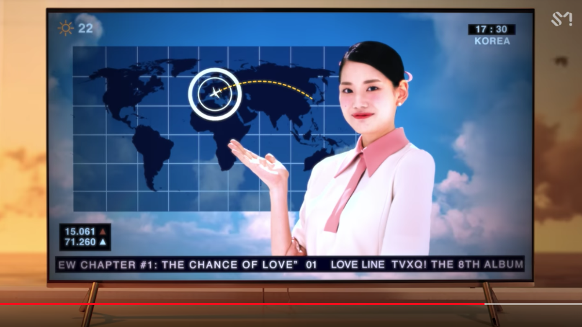 K-pop Music Video Didn't Include Japan On A World Map
