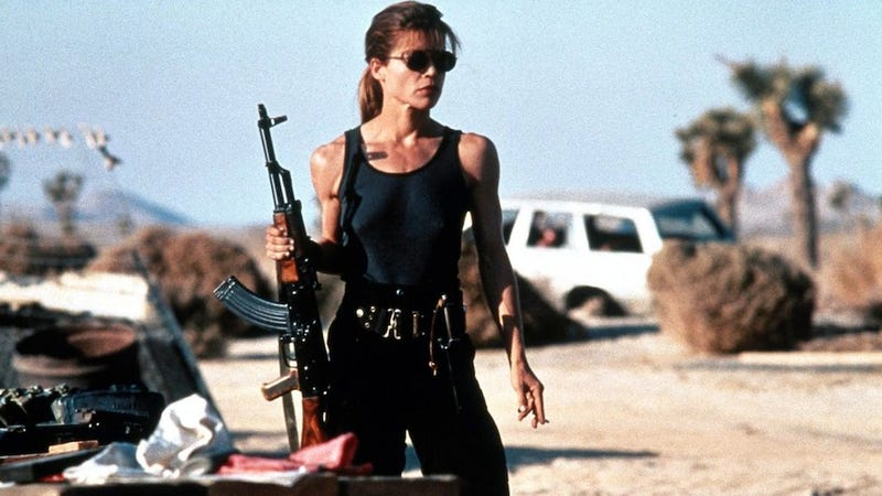 Illustration for article titled Please Don't Cast Some Noodle-Armed Broad as the New Sarah Connor