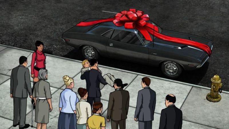 "Illustration for article titled Archer: ""Drift Problem"""