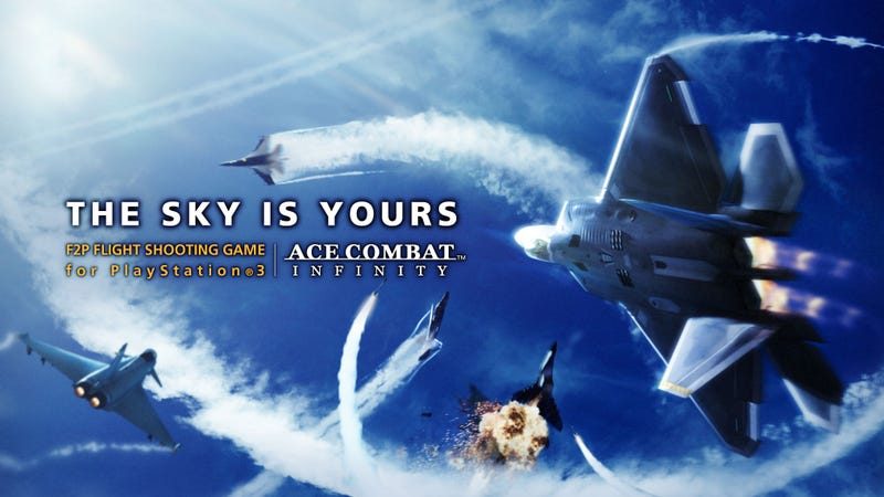 Illustration for article titled Ace Combat Infinity: The Talk Amongst YourselvesOppoLock Review