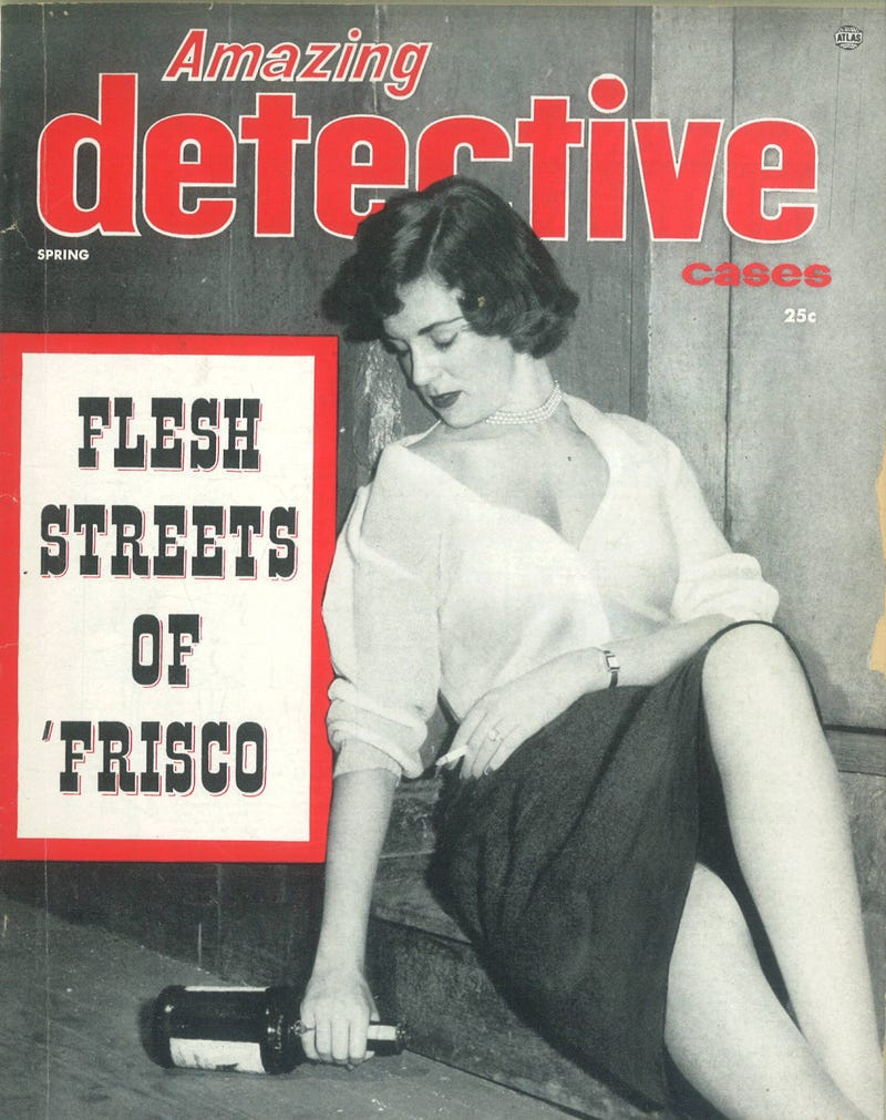 The Long Life and Quiet Death of True Detective Magazine