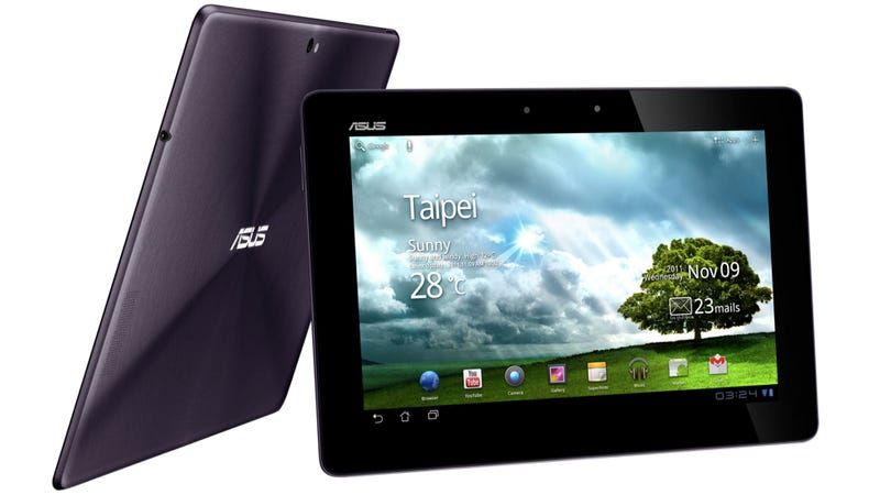 Illustration for article titled Meet the Asus Eee Pad Transformer Prime, the World's First Supercomputer Tablet