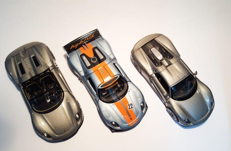 Illustration for article titled The Stuttgart Spyder Supershow