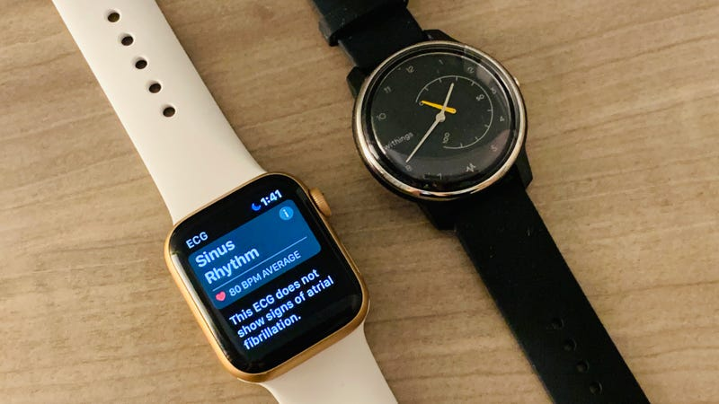 The Withings Move ECG Is Finally Available—But Only in Europe