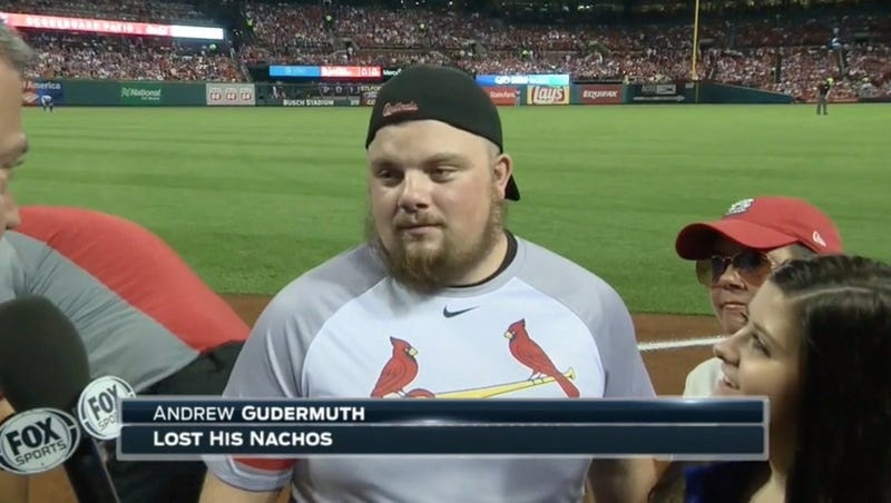 Illustration for article titled Jon Lester Is Not Happy About The Nacho Man