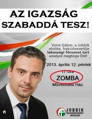 Illustration for article titled Vona Gábor megirigyelte az Adj gázt!-ozó motorosok sikerét