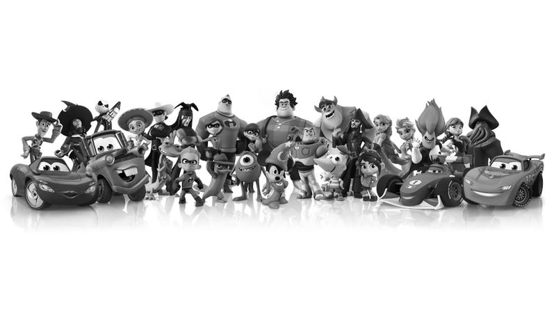 Illustration for article titled RIP, Disney Infinity, And Thank You