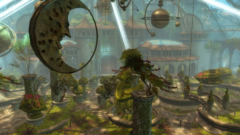 Illustration for article titled Guild Wars 2, Log One: I Cannot Rest Until I Have Explored All The Things.