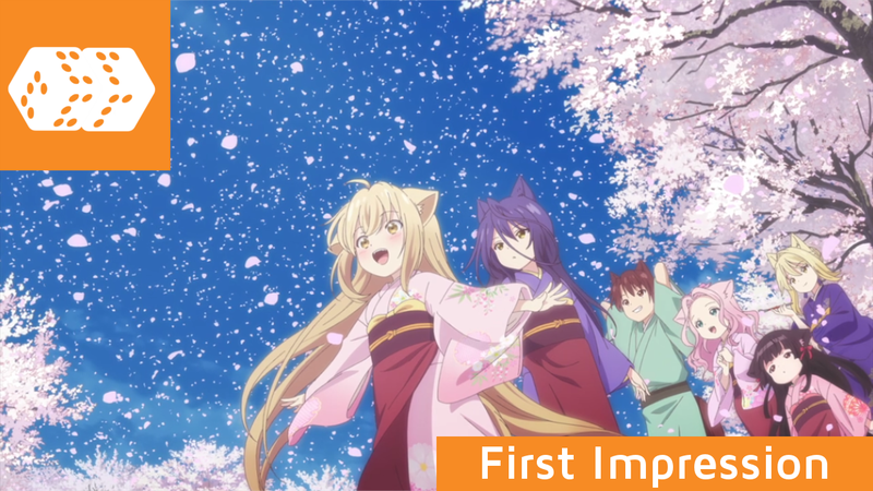 Illustration for article titled Konohana Kitan has quietly morphed into this season's most beautiful hidden gem