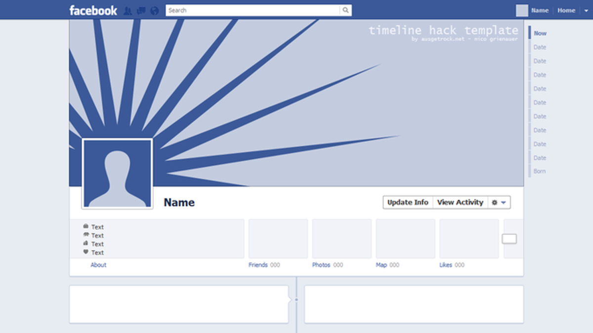 How to Hack Your Facebook Profile Photo with Timeline