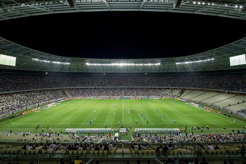 Illustration for article titled Why Your World Cup Stadium Sucks: Arena Castelão, Fortaleza