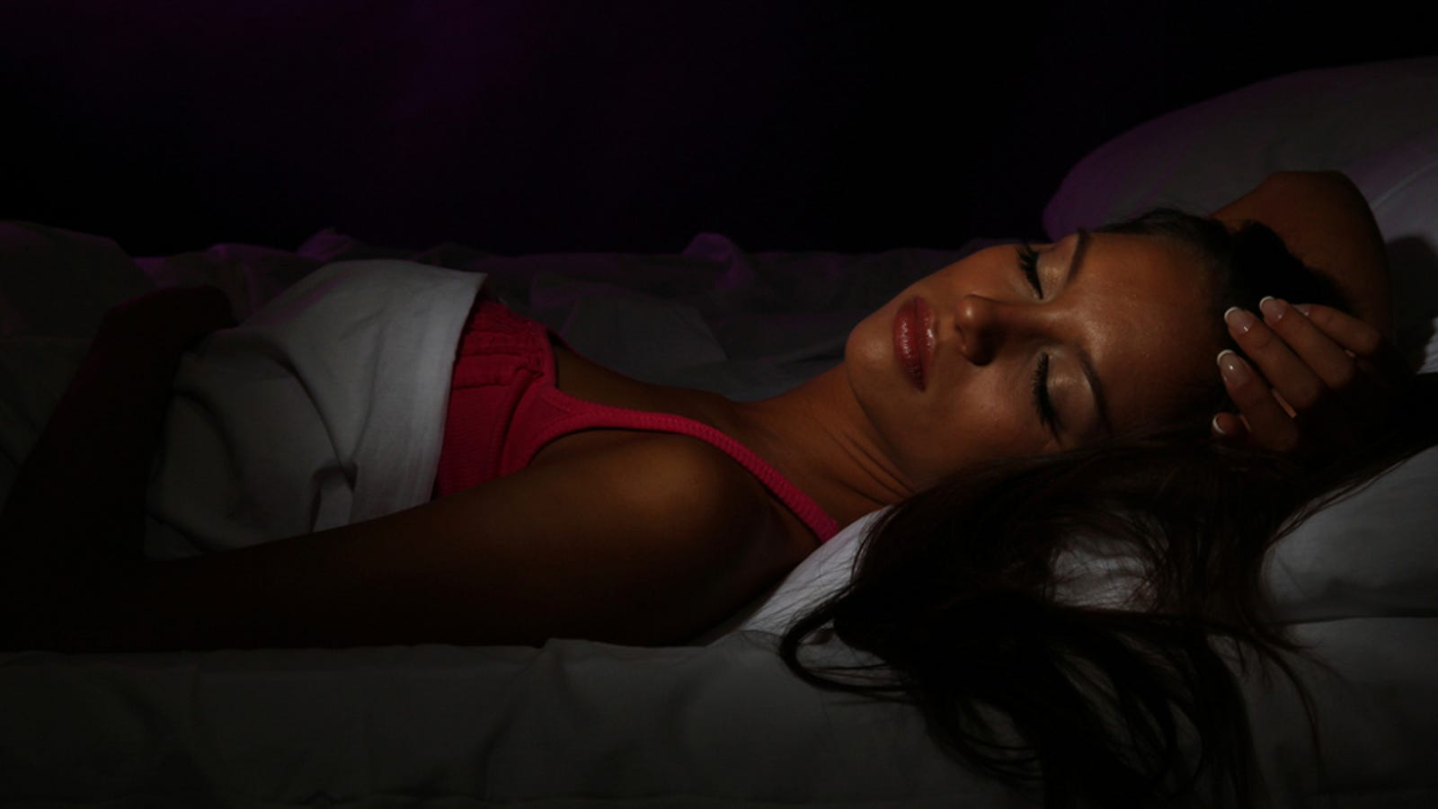 Why We Need To Sleep In Total Darkness