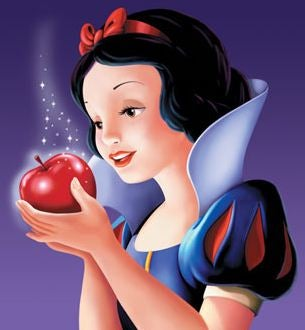 Illustration for article titled Snow White Gets Sexualized • Virtual Girlfriend Invented