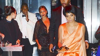 Illustration for article titled The Top Theories About Why Solange Attacked Jay Z