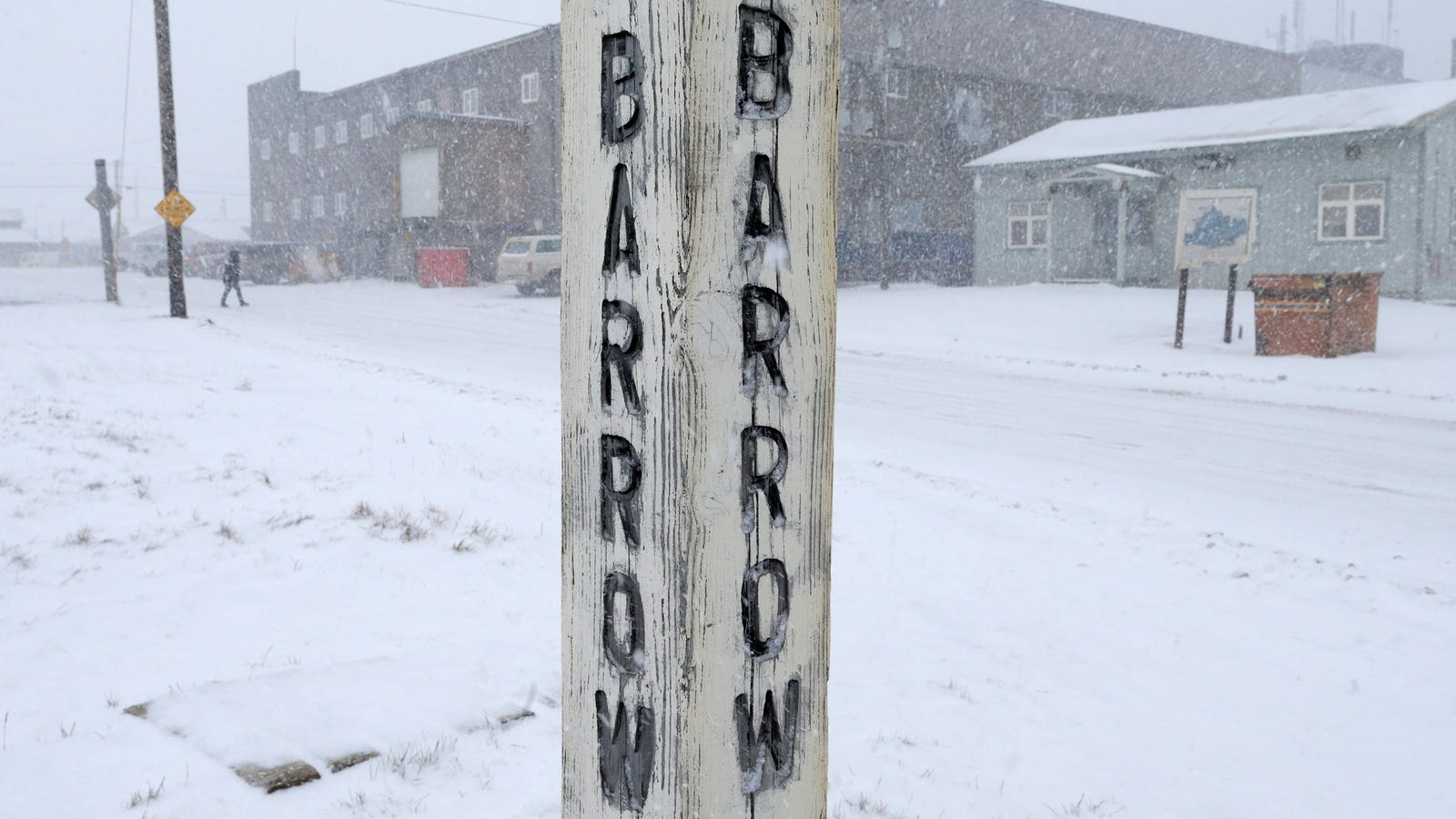 Scientists Thought an Alaskan Weather Station Was Broken, But It Was Just Climate Change