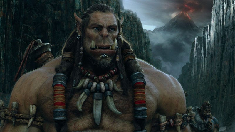 Illustration for article titled Not Even China Could Save the Warcraft Movie