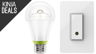 Add Smart Lighting To Your Dumb Home On the Cheap, Today Only