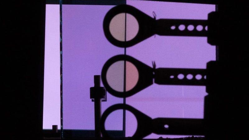 Estas gafas de visión superhumana te permiten ver colores