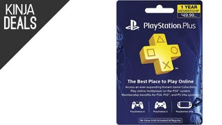 Illustration for article titled Save $10 on a Year of PlayStation Plus