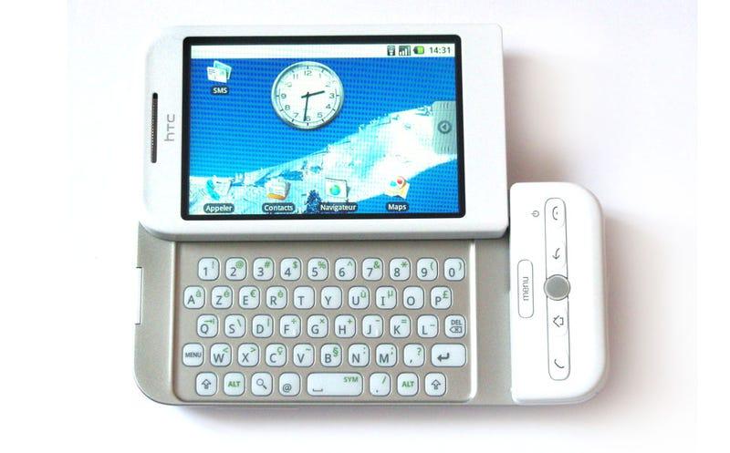 Illustration for article titled El primer teléfono Android cumple hoy cinco años