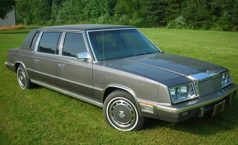 Illustration for article titled Would You Consider $3,750 For This 1984 Chrysler Executive Sedan To Be A Stretch?
