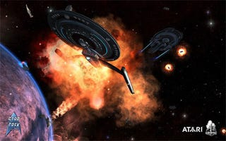 Illustration for article titled Star Trek Online Preview: Boldly Going Places