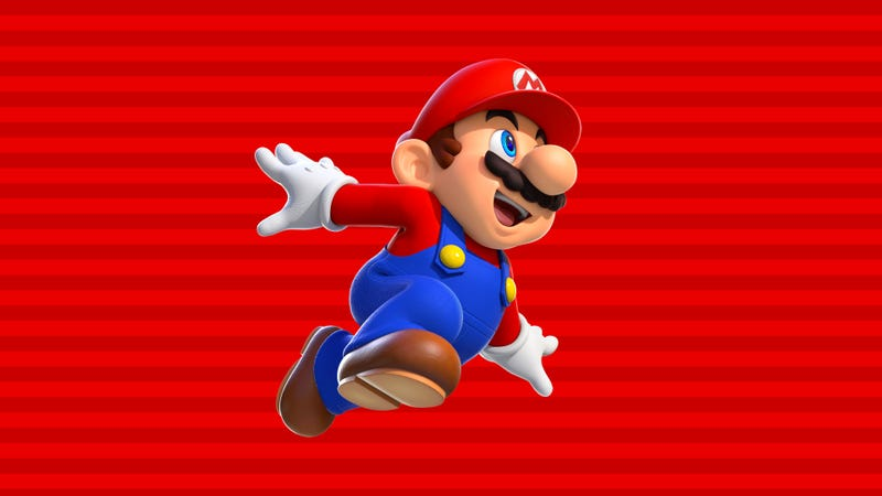 Illustration for article titled Super Mario Run Is Now Available On Android