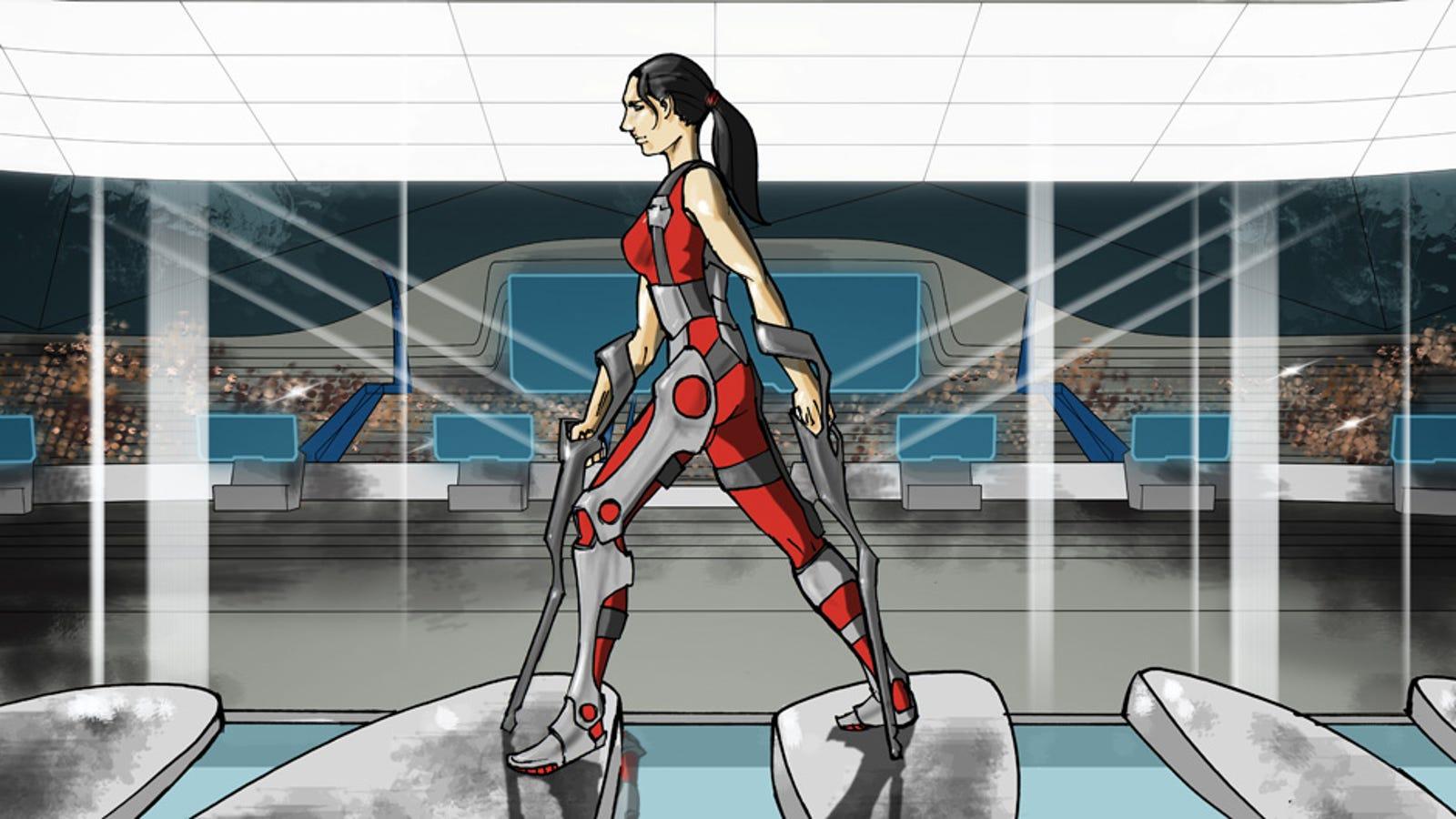 Suiza acogerá los primeros Juegos Olímpicos biónicos en 2016