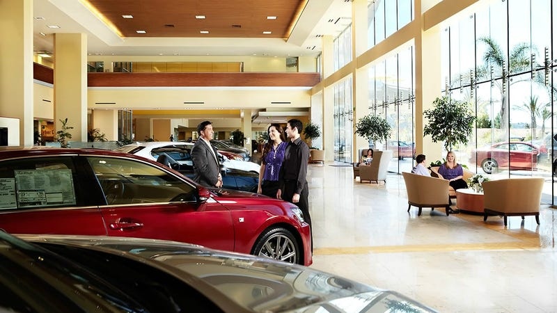 Will The Lexus No-Haggle Dealer Experience Work?