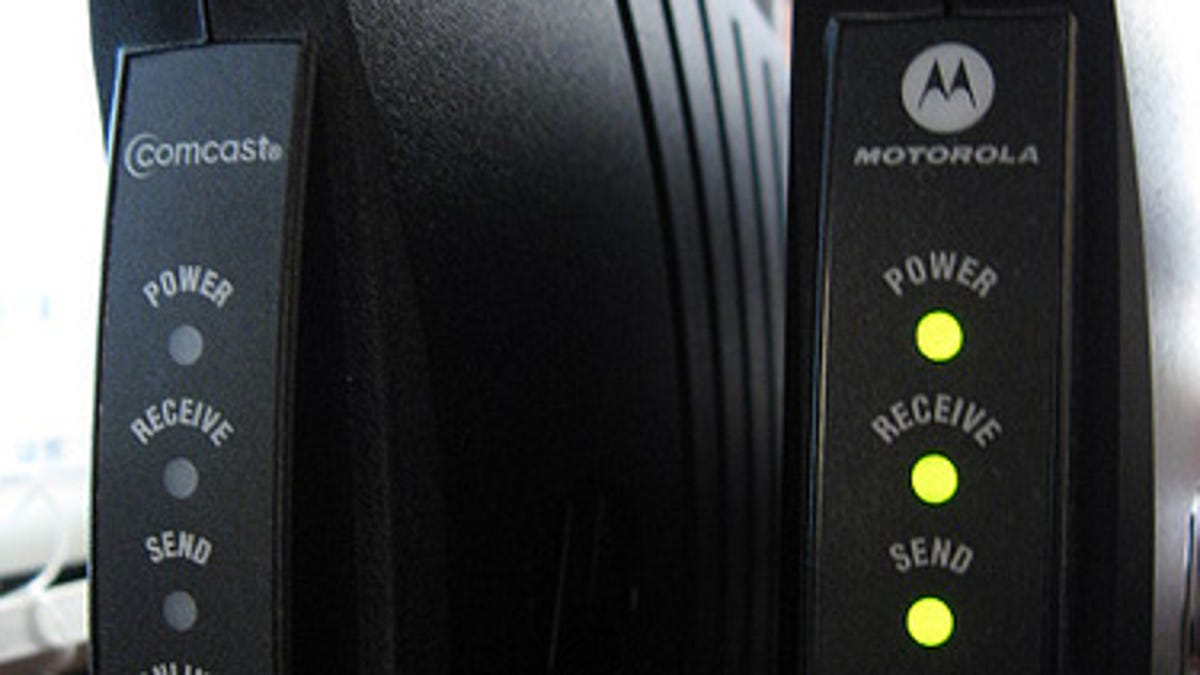 Do I Ever Need To Upgrade My Cable Modem 100mbps Internet Connection Using A Motorola Sb6121 Surfboard