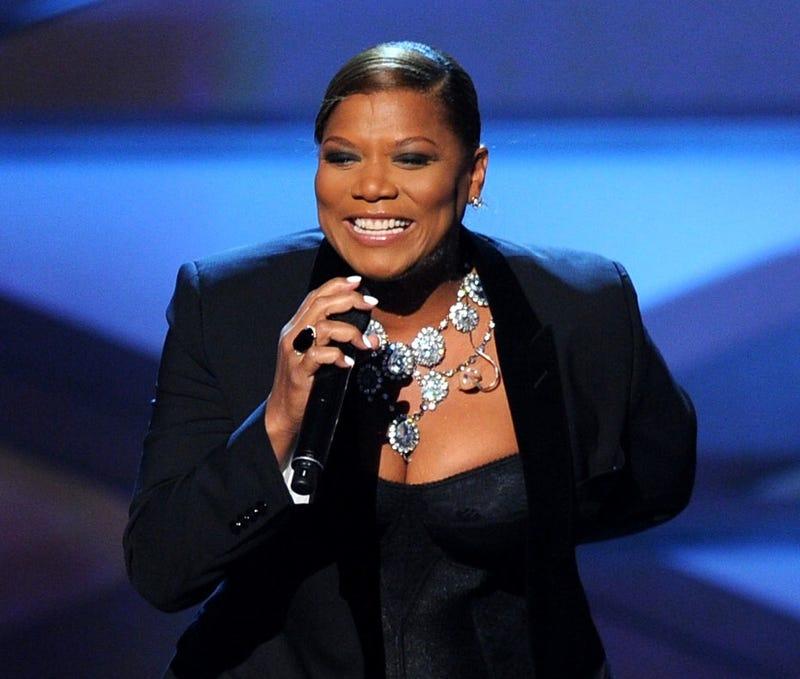 Queen Latifah scores AOL deal.