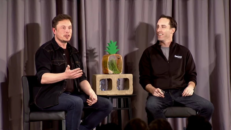 Illustration for article titled Elon Musk Is Jazzed About Selling Bricks Now