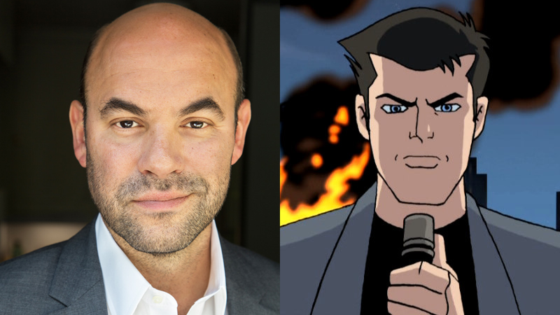 Supergirl Season Two Adds Ian Gomez as Snapper Carr