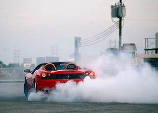 Illustration for article titled Speed:Sport:Life Pits GT500 Against F430 Against Elise Against... Caliber SRT-4?