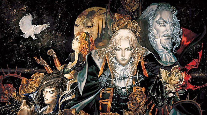 Illustration for article titled Castlevania TV Show Producer: 'Video Games Are Like the Dopest Art Form'