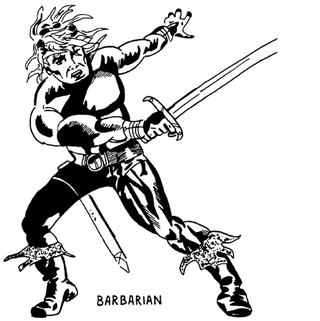 Illustration for article titled The Original Dungeons & Dragons Art Is Satanically Hilarious