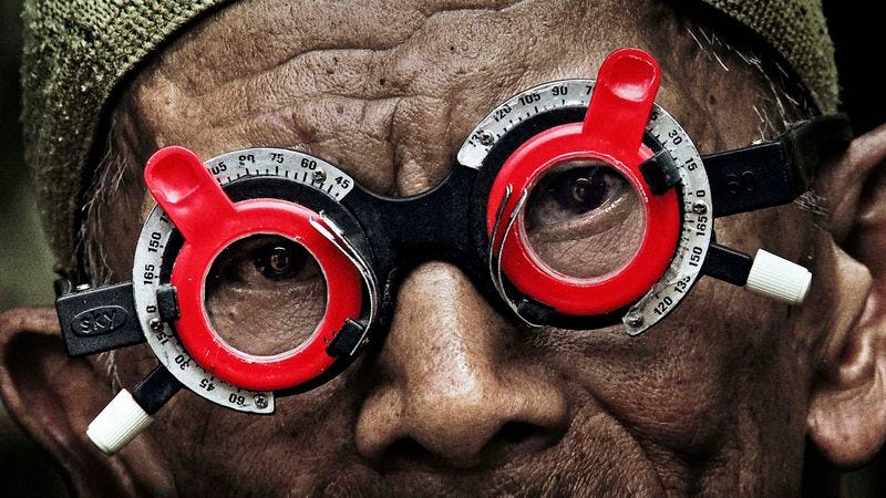 Illustration for article titled Watch an exclusive clip from The Act Of Killing follow-up The Look Of Silence