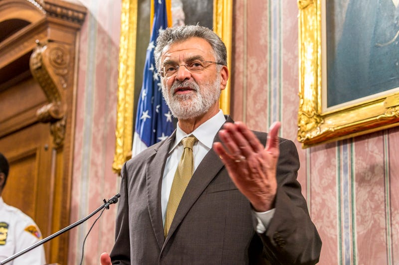 Cleveland Mayor Frank G. Jackson (Angelo Merendino/Getty Images)