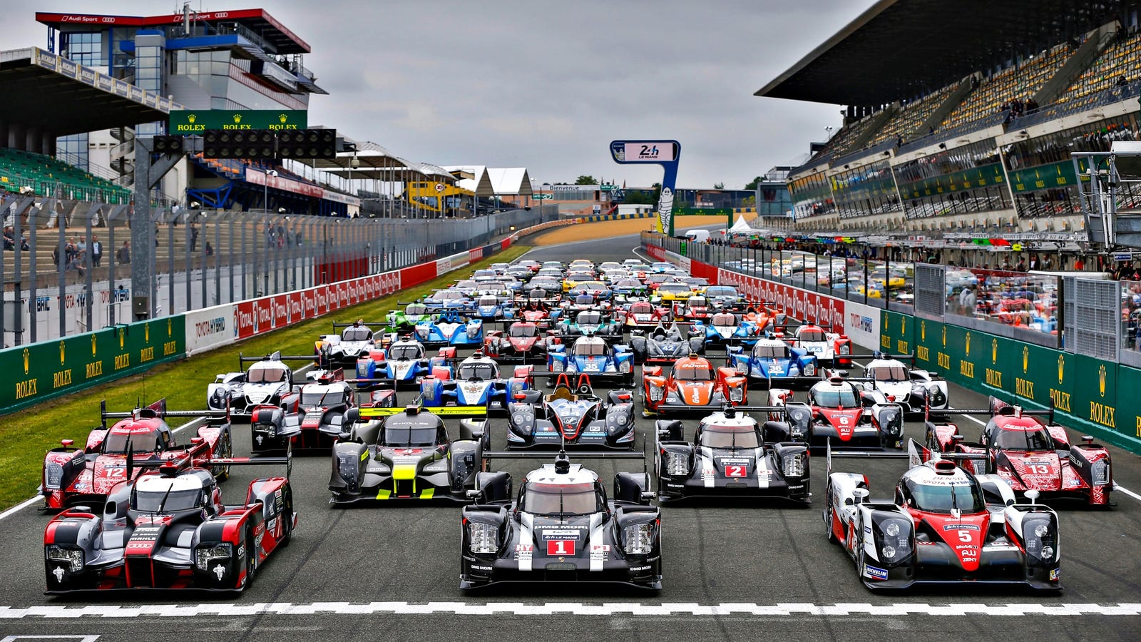Your Awesome 2016 24 Hours Of Le Mans Wallpapers Are Here