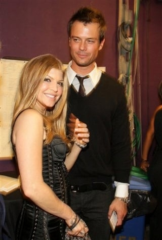 Fergie And Josh Duhamel Tie The Knot