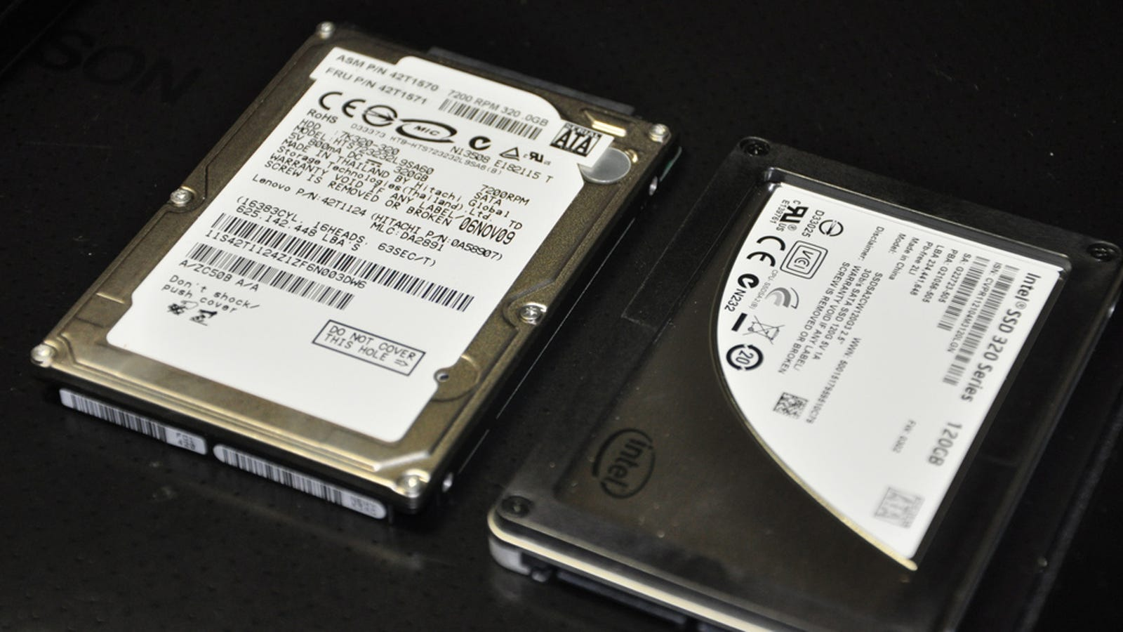 Opt For The Larger Ssd Capacity To Also Get A Speed Boost Hardisk Laptop 25 120gb Sata