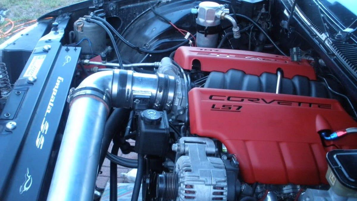 Did General Motors underrate the LS7?