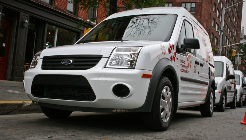 Illustration for article titled 2010 Ford Transit Connect: First Drive