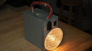 Illustration for article titled Hack a Dead PC Power Supply Into a Rechargeable Lantern