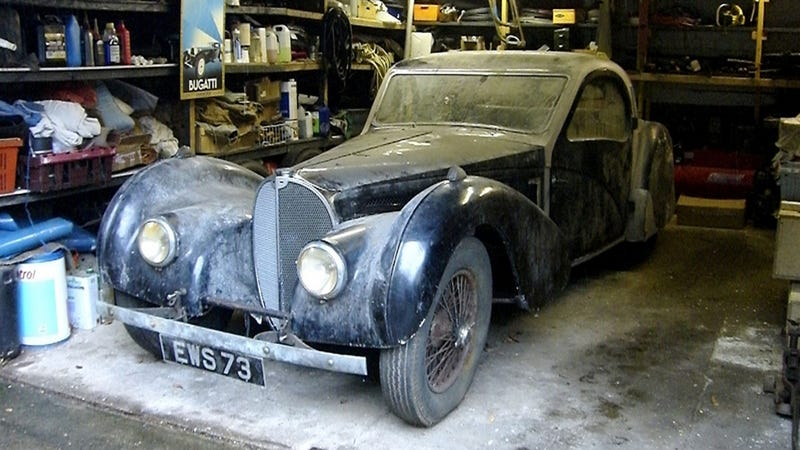 Could There Be Anything Better Than Uncovering A Priceless Classic Sitting Lost In Your Garage Jalopnik Readers Know The Ten Greatest Barn Find Fantasies