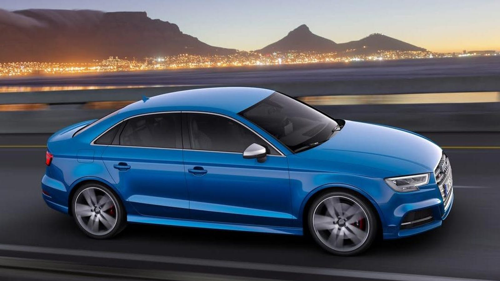 The 2020 Audi A3 Final Edition Is Not The Final A3, Words