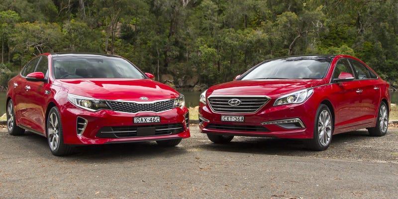 Illustration for article titled Kia or Hyundai?