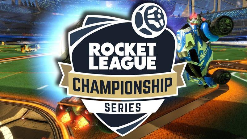 Illustration for article titled Rocket League Announces eSports Championship Series