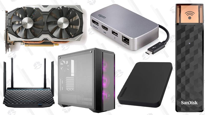 PC Accessory Gold Box | Amazon